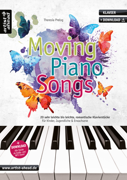 Moving Piano Songs von Prelog,  Theresia