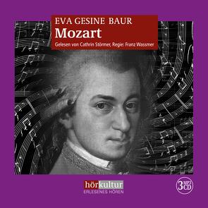 Mozart von Baur,  Eva Gesine, Störmer,  Cathrin, Wassmer,  Franz