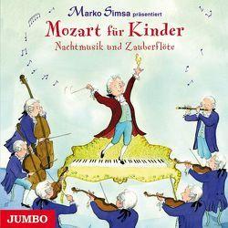 Mozart für Kinder von Simsa,  Marko