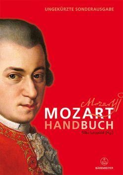 Mozart-Handbuch von Jeffe,  Sara, Leopold,  Silke, Schmoll-Barthel,  Jutta