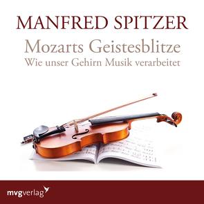 Mozarts Geistesblitze von Spitzer,  Manfred