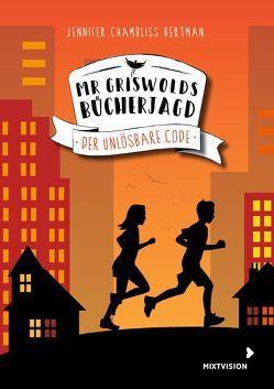 Mr Griswolds Bücherjagd von Chambliss Bertman,  Jennifer, Martins,  Elisa