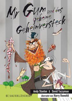 Mr Gum und das geheime Geheimversteck von Rowohlt,  Harry, Stanton,  Andy, Tazzyman,  David
