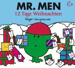 Mr. Men – 12 Tage Weihnachten von Buchner,  Lisa, Hargreaves,  Roger