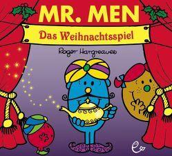 Mr. Men – Das Weihnachtsspiel von Buchner,  Lisa, Hargreaves,  Roger