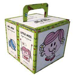 Mr. Men Little Miss Sammelbox Nr. 2 von Buchner,  Lisa, Hargreaves,  Roger, Maar,  Nele