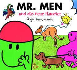 Mr. Men und das neue Haustier von Buchner,  Lisa, Hargreaves,  Roger