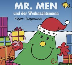 Mr. Men und der Weihnachtsmann von Buchner,  Lisa, Hargreaves,  Roger