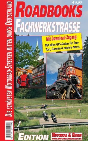 M&R Roadbooks: Fachwerkstraße