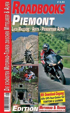 M&R Roadbooks: Piemont