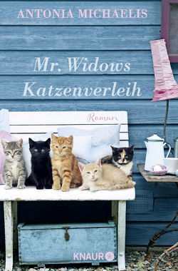 Mr. Widows Katzenverleih von Michaelis,  Antonia