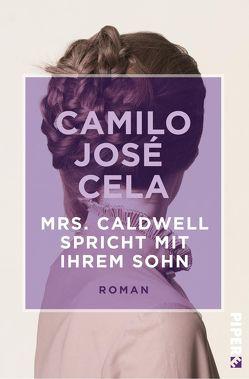 Mrs. Caldwell spricht mit ihrem Sohn von Cela,  Camilo José, Theile-Bruhns,  Gerda