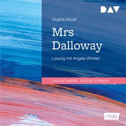 Mrs Dalloway von Boehlich,  Walter, Winkler,  Angelika, Woolf,  Virginia
