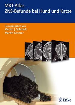MRT-Atlas ZNS-Befunde bei Hund und Katze von Kramer,  Martin, Schmidt,  Martin J.