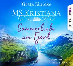 MS Kristiana – Sommerliebe am Fjord von Borbach,  Arianne, Jänicke,  Greta