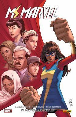 Ms. Marvel von Failla,  Marco, Gidalgo,  Carolin, Olortegui,  Diego, Wilson,  G. Willow