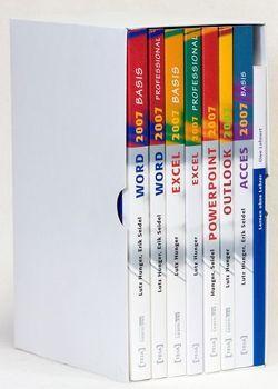 MS Office 2007 Gesamtausgabe – Lehrbücher von Hunger,  Lutz, Seidel,  Erik