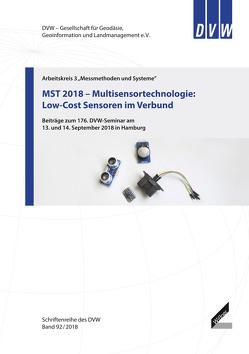 MST 2018 – Multisensortechnologie: Low-cost Sensoren im Verbund