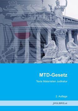MTD-Gesetz von proLIBRIS VerlagsgesmbH