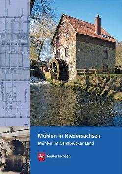 Mühlen in Niedersachsen von Vonend,  Dietmar, Winghart,  Stefan, Wormuth,  Rüdiger