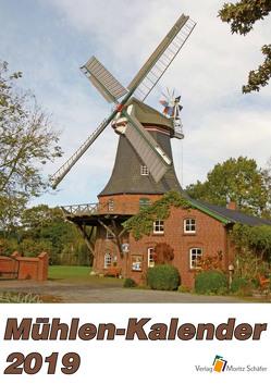 Mühlen-Kalender 2019 von Körner,  Felix