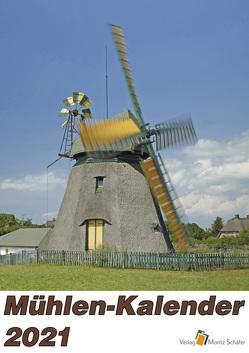Mühlen-Kalender 2021 von Körner,  Felix