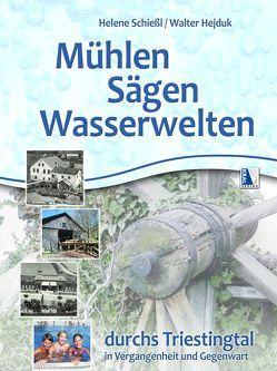 Mühlen – Sägen – Wasserwelten