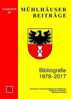 Mühlhäuser Beiträge Bibliografie 1978-2017
