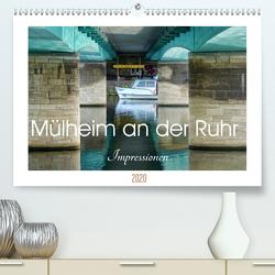 Mülheim an der Ruhr – Impressionen (Premium, hochwertiger DIN A2 Wandkalender 2020, Kunstdruck in Hochglanz) von Hebgen,  Peter