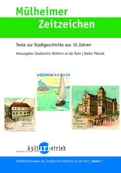 Mülheimer Zeitzeichen von Pätzold,  Dr. Stefan