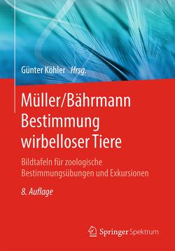 Müller/Bährmann Bestimmung wirbelloser Tiere von Köhler,  Günter
