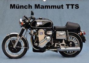 Münch Mammut TTS (Wandkalender 2018 DIN A2 quer) von Laue,  Ingo