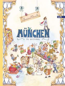 München. Das Wimmelbuch von Büdinger,  Mo