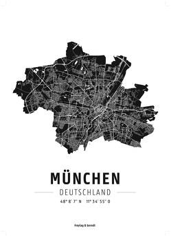München, Designposter, Hochglanz-Fotopapier