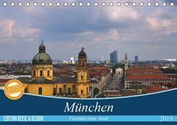 München – Facetten einer Stadt (Tischkalender 2019 DIN A5 quer) von Höfer,  Christoph