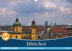 München – Facetten einer Stadt (Wandkalender 2019 DIN A3 quer) von Höfer,  Christoph