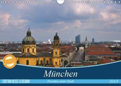 München – Facetten einer Stadt (Wandkalender 2019 DIN A4 quer) von Höfer,  Christoph