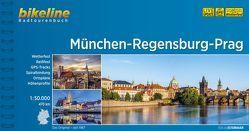 München-Regensburg-Prag