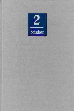 München Schackstraße 2 von Altmann,  Lothar, Groß,  Stefan