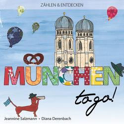 München to go von Diana,  Derenbach, Salzmann,  Jeannine