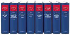 Münchener Handbuch des Gesellschaftsrechts Gesamtwerk