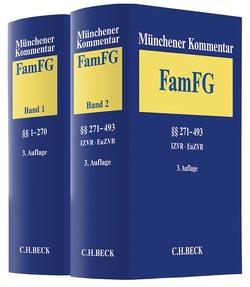 Münchener Kommentar zum FamFG von Rauscher,  Thomas