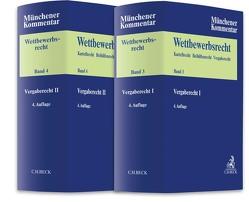 Münchener Kommentar zum Wettbewerbsrecht von Säcker,  Franz-Jürgen