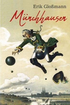 Münchhausen von Gloßmann,  Erik