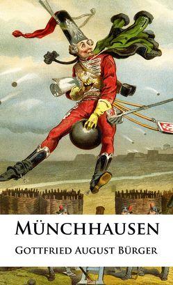 Münchhausen von Bürger,  Gottfried August