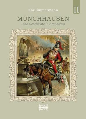 Münchhausen. Band 2 von Immermann,  Karl