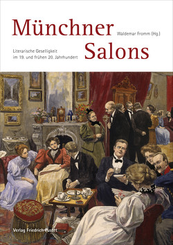 Münchner Salons von Fromm,  Waldemar