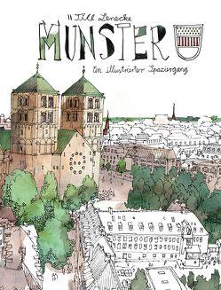 Münster – Ein illustrierter Spaziergang von Lenecke,  Till