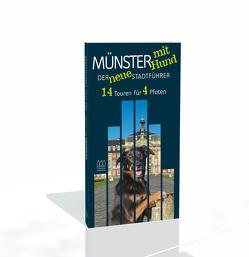 Münster mit Hund – Der neue Stadtführer von Brößkamp,  Lisa, Leimann,  Birgit