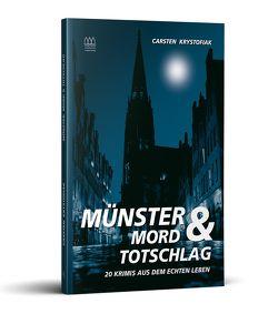 MÜNSTER MORD & TOTSCHLAG von Krystofiak,  Carsten